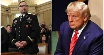 """Подполковник армии США родом из Украины уходит в отставку из-за """"буллинга со стороны Трампа"""""""