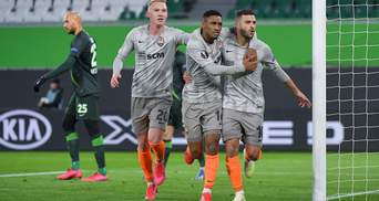 """Лига Европы: """"Шахтер"""" узнал соперников на пути к финалу"""