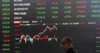 Китайські акції ростуть 8 днів підряд: фондові ринки побили річні рекорди