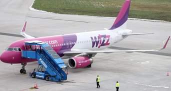 Авиакомпании Wizz Air запретили выполнять рейс Киев – Таллинн до конца июля