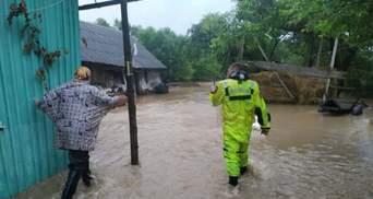 На Прикарпатье четвертая жертва наводнения: мужчину поразило током в затопленной котельной