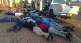 В ЮАР неизвестные пытались захватить заложников в церкви: есть погибшие и раненые