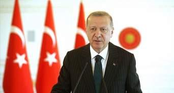 Мнение других стран не может повлиять, – Эрдоган о статусе мечети для собора Святой Софии