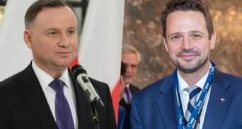 У Польщі – другий тур президентських виборів: які шанси у кандидатів