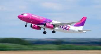 Wizz Air відновлює польоти з України в ОАЕ: деталі