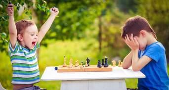 Как научить ребенка проигрывать: полезные советы
