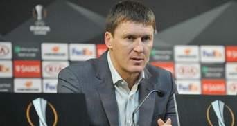 """Экс-тренер """"Ворсклы"""" Сачко подал в суд на бывшую команду, которую вывел в Лигу Европы"""