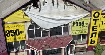 """Смертельный пожар в """"Токио Стар"""" в Одессе: совладельца отеля взяли под стражу"""