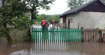В реках в Западной Украине снова может подняться уровень воды