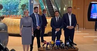 """Зеленський заявив, що не знає Комарницького і ніяких """"смотрящіх"""" за Києвом в ОП немає"""