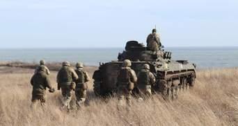 Водночас з російськими: Україна проведе масштабні військові навчання