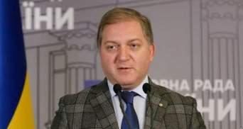 Депутат ОПЗЖ Волошин обізвав Україну країною без сувереніту: як відреагували депутати і Разумков