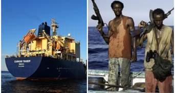 У берегов Нигерии пираты захватили заложников: среди них шесть украинских моряков