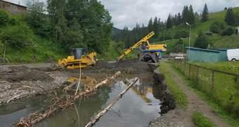 Вода зійшла: у ДСНС заявляють, що підтоплених міст та сіл на заході України немає