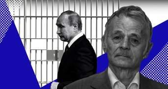 Путін особисто відповідальний за тортури кримських політв'язнів, – Джемілєв