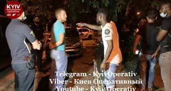 """""""С*ка, бл*дь, черные"""": пьяные молодчики в Киеве напали на африканских студентов"""