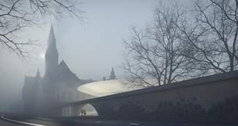 """Бетонный диск: в Финляндии показали проект музея, который строят на """"коронавирусные деньги"""""""