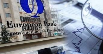 Украина ожидает от ЕБРР почти полмиллиарда евро на дороги