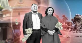 Майно українських мільярдерів: чим володіють Олександр та Галина Гереги
