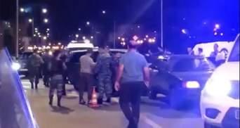 Стрілянина і масові бійки: що відомо про сутички азербайджанців та вірмен у Москві – відео 18+