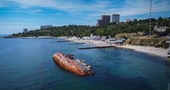 Аварию танкера Delfi планируют признать техногенной катастрофой: Криклий объяснил, почему