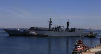 Корабли НАТО вошли в порт Одессы: невероятные фото