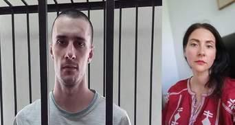 Против тети политзаключенного России Шумкова СБУ фальсифицирует дело, – активистка