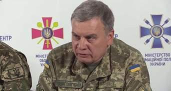 Наші воїни будуть на передовій, – Таран розповів, як ЗСУ реагуватиме на провокації бойовиків