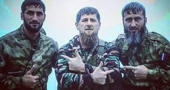 Показав нагороди: командир полку Кадирова зізнався, що воював на Донбасі