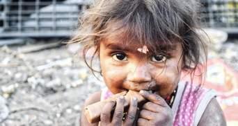 Ежемесячно 10 тысяч детей умирают от голода из-за коронавируса, – ООН