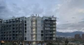 Как в муравейнике: в Чили построят огромный жилой комплекс на 28 домов – фото