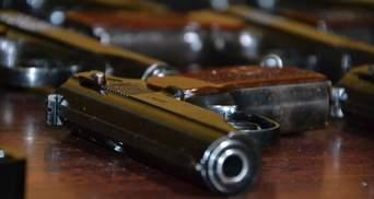 МВД собирается усилить в Украине контроль за оборотом оружия