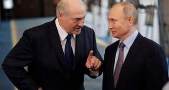 Колюча клітка Путіна: як Росія хоче приборкати Лукашенка