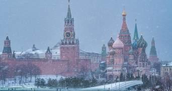 У Москві наприкінці липня випав сніг: відео