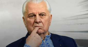 Кравчук не заперечує кадрові зміни в українській делегації ТКГ