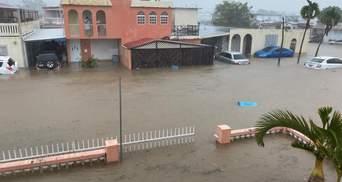 Шторм Исаиас накрыл Пуэрто-Рико: полмиллиона человек остались без света – фото, видео