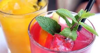 Летние безалкогольные коктейли, которые утолят жажду
