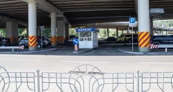 В Киеве обустроят паркинги возле шести станций метро: список