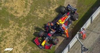 Пілот команди Формули-1 розбив болід під час практики гран-прі Великобританії: відео