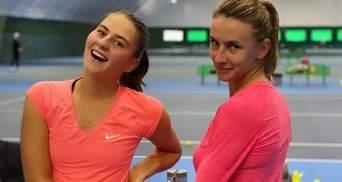 Тенісистки Цуренко та Костюк вперше зіграють після відновлення сезону: імена суперниць