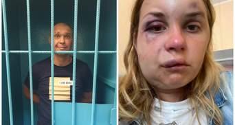 Неадекват побив і хотів зґвалтувати жінку в потязі: суд заарештував зловмисника