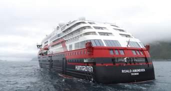 Вспышка коронавируса на норвежском лайнере: украинцев там не нашли