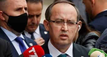 Глава уряду Косова Авдулла Хоті інфікувався коронавірусом