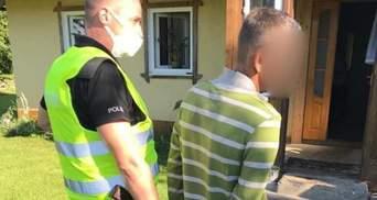 Ще один терорист за день: організатор конопельної плантації погрожував підірвати поліцейських