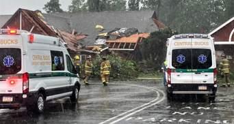 Руйнівний ураган Ісаяс накрив узбережжя США: фото і відео стихії