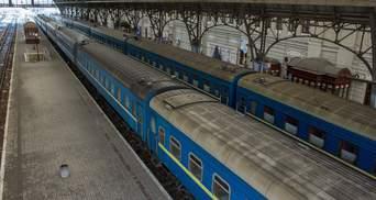 Поездам могут позволить останавливаться в красных зонах