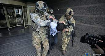 Киевского террориста Сухроба Каримова арестовали на два месяца