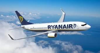 Італія погрожує Ryanair забороною на польоти через недотримання карантину: відповідь компанії