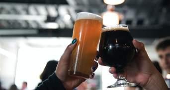 С какого бокала и какое пиво надо пить: инфографика