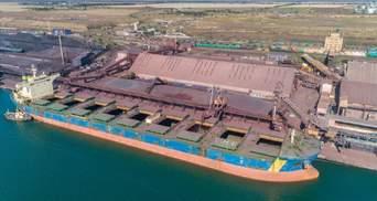 """Тисячі тонн аміачної селітри в """"Південному"""" порту не становлять загрози, – АМПУ"""